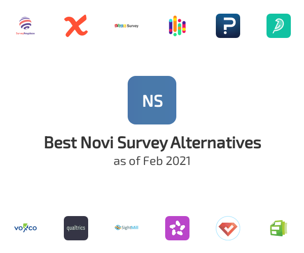 Best Novi Survey Alternatives