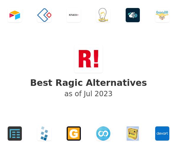 Best Ragic Alternatives