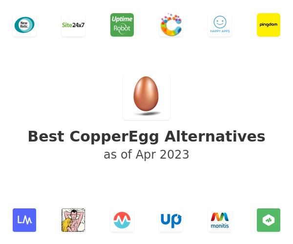 Best CopperEgg Alternatives