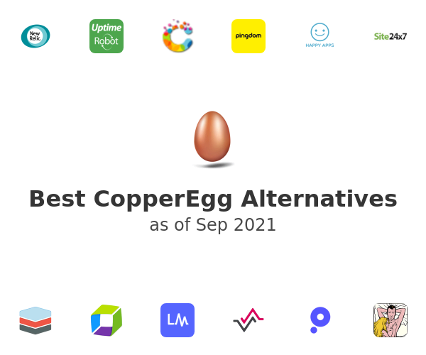 Best CopperEgg Alternatives