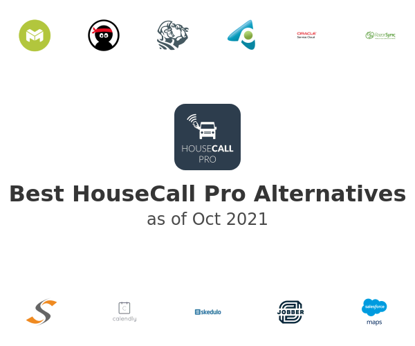 Best HouseCall Pro Alternatives