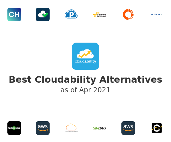 Best Cloudability Alternatives