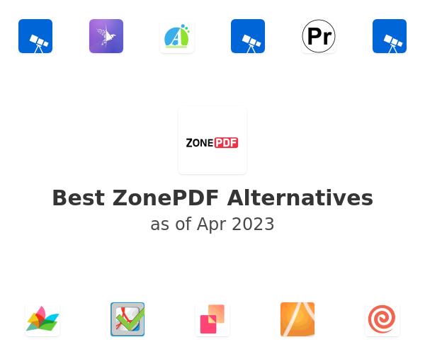 Best ZonePDF Alternatives