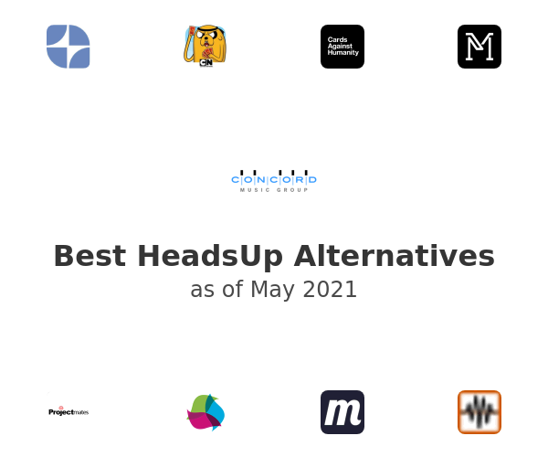 Best HeadsUp Alternatives