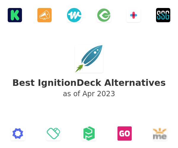 Best IgnitionDeck Alternatives
