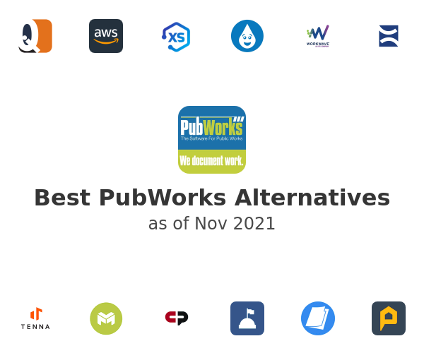 Best PubWorks Alternatives