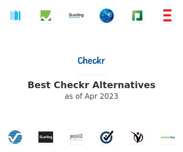 Best Checkr Alternatives