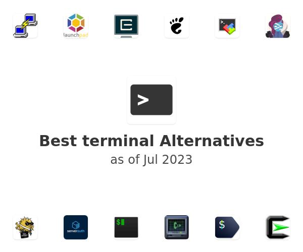 Best terminal Alternatives