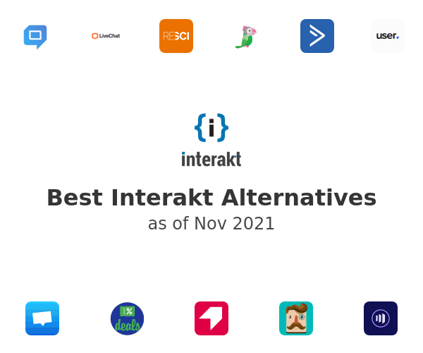Best Interakt Alternatives