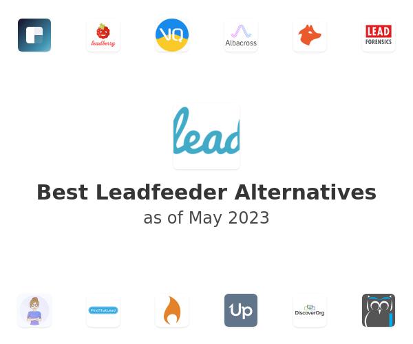 Best Leadfeeder Alternatives