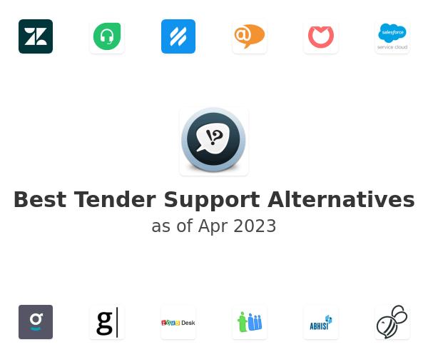 Best Tender Support Alternatives