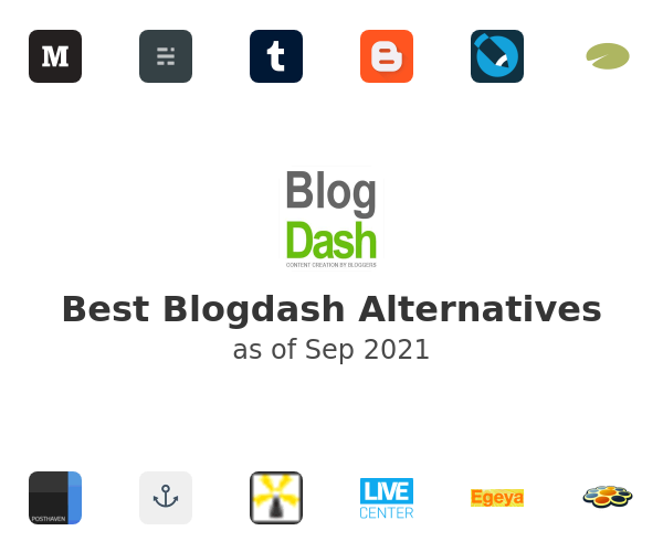 Best Blogdash Alternatives