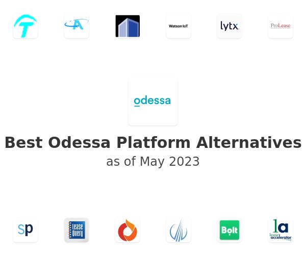 Best Odessa Platform Alternatives