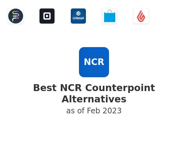 Best NCR Counterpoint Alternatives