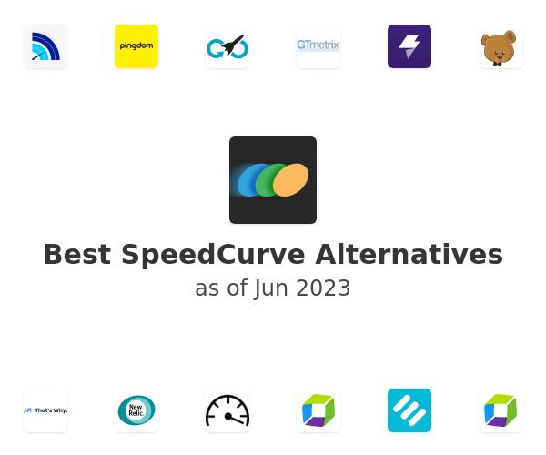 Best SpeedCurve Alternatives