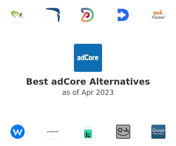 Best adCore Alternatives