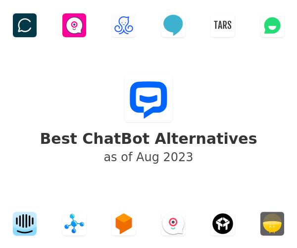 Best ChatBot Alternatives