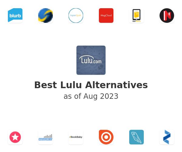 Best Lulu Alternatives