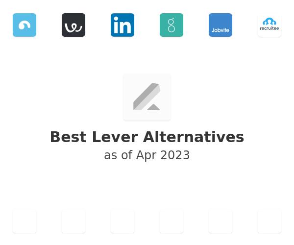 Best Lever Alternatives