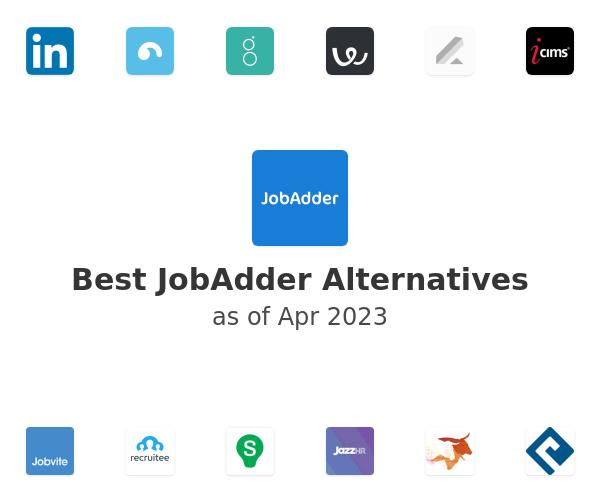 Best JobAdder Alternatives