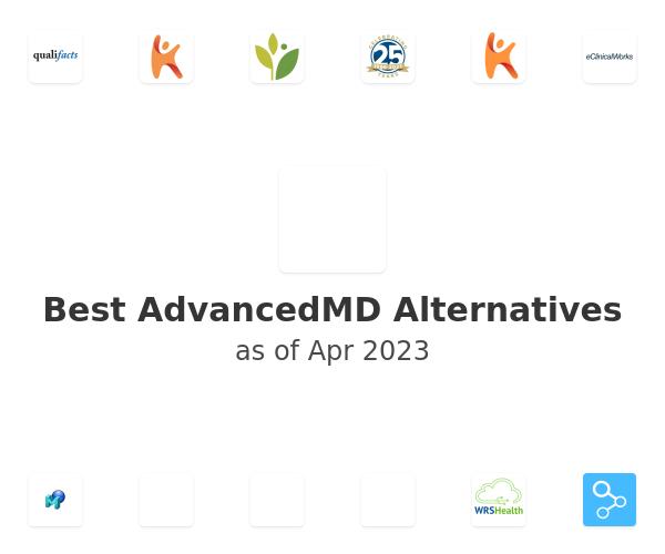 Best AdvancedMD Alternatives