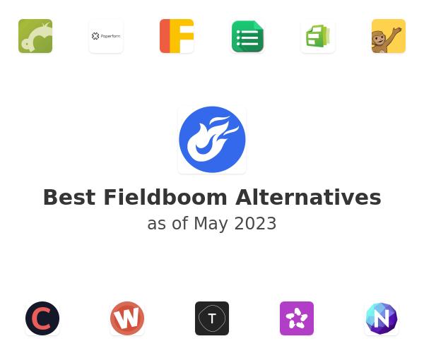 Best Fieldboom Alternatives