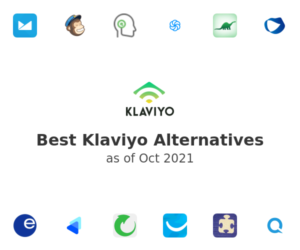 Best Klaviyo Alternatives