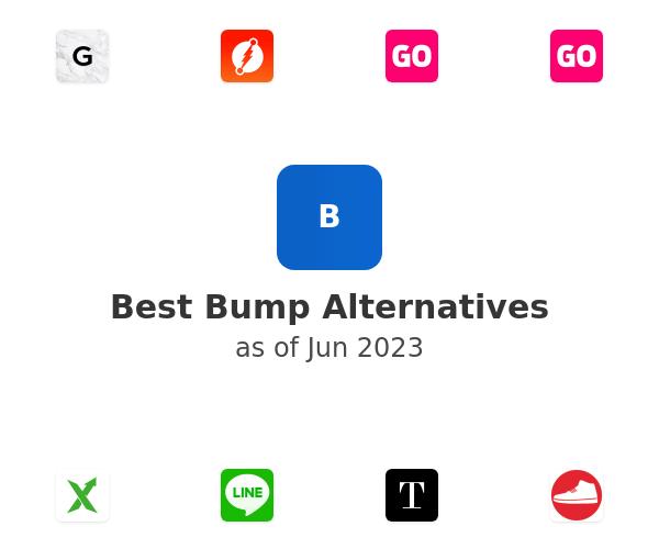 Best Bump Alternatives