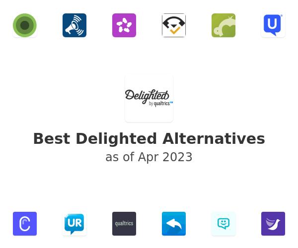 Best delighted Alternatives