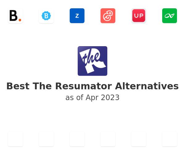 Best The Resumator Alternatives