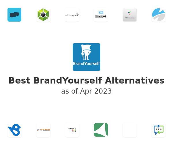 Best BrandYourself Alternatives