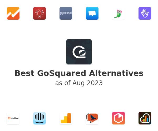 Best GoSquared Alternatives