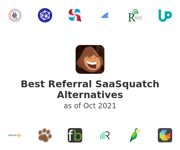 Best Referral SaaSquatch Alternatives