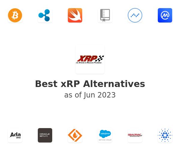 Best xRP Alternatives