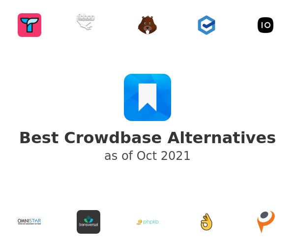 Best Crowdbase Alternatives