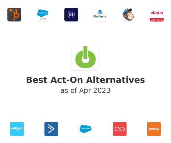 Best Act-On Alternatives