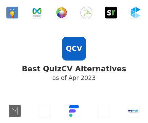 Best QuizCV Alternatives