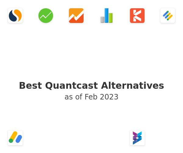 Best Quantcast Alternatives