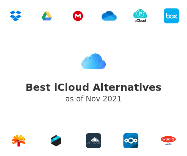 Best iCloud Alternatives