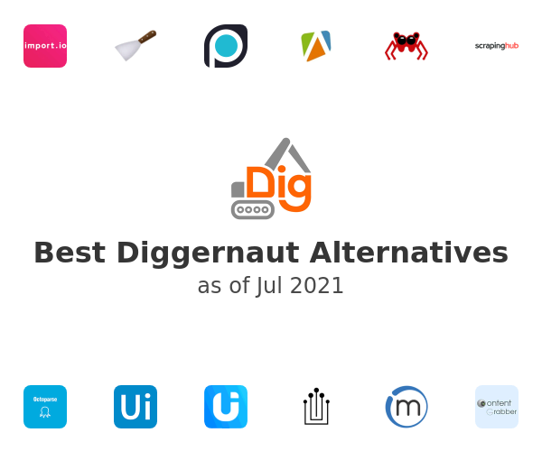 Best Diggernaut Alternatives