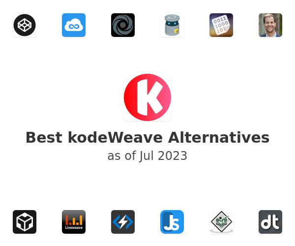Best kodeWeave Alternatives
