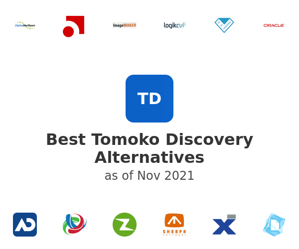 Best Tomoko Discovery Alternatives