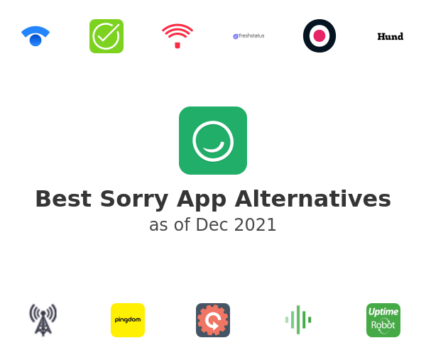 Best Sorry App Alternatives