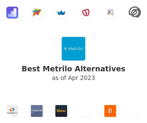 Best Metrilo Alternatives