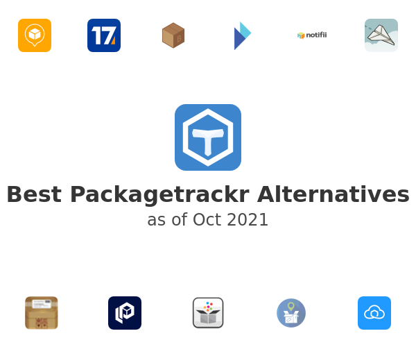 Best Packagetrackr Alternatives