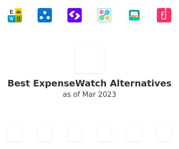 Best ExpenseWatch Alternatives