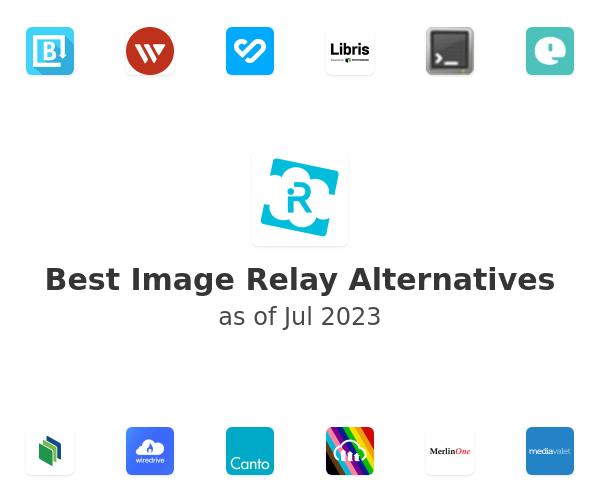 Best Image Relay Alternatives