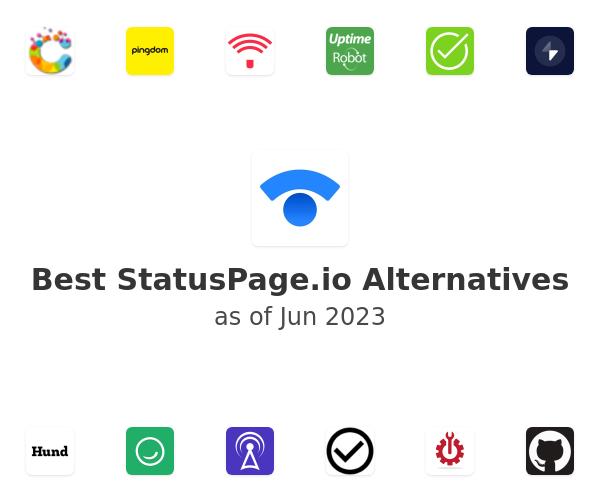 Best StatusPage.io Alternatives
