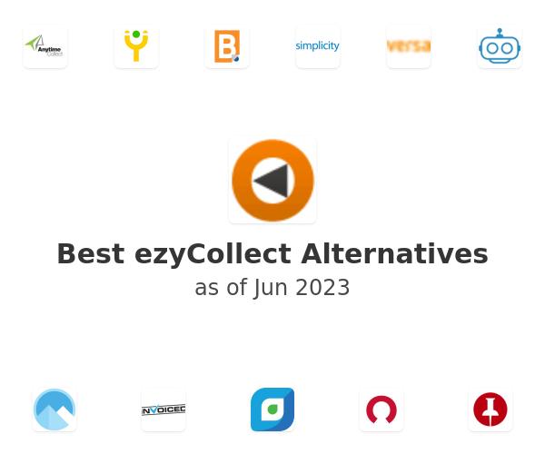 Best ezyCollect Alternatives