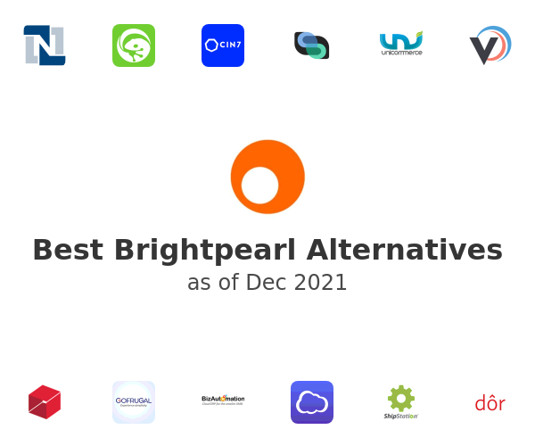 Best Brightpearl Alternatives